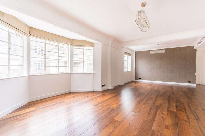 3 Bedrooms Flat for sale in Albion Street, Hyde Park Estate, W2