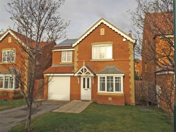 4 Bedrooms Detached House for sale in Yarmouth Drive, Redcar, North Yorkshire