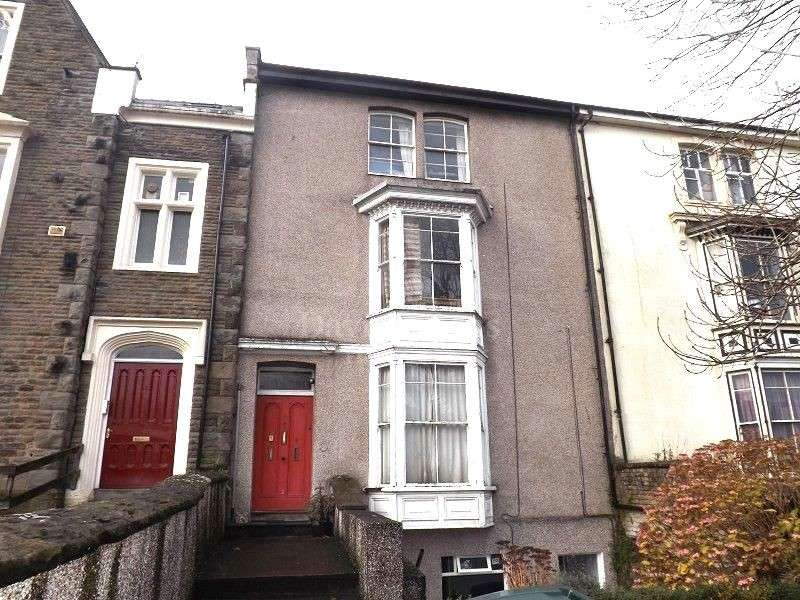 3 Bedrooms Maisonette Flat for sale in 9 CLIFTON PLACE, OFF STOW HILL, NEWPORT. NP20 4EX