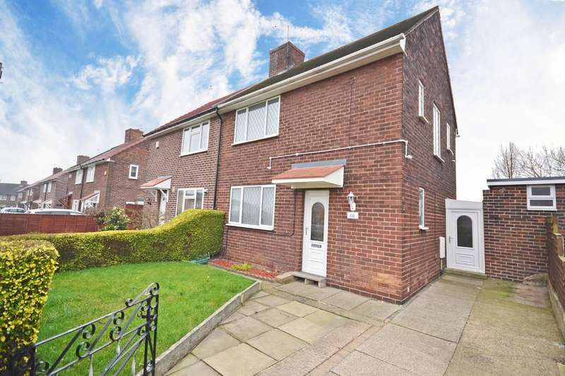 2 Bedrooms Semi Detached House for sale in Arncliffe Road, Wakefield