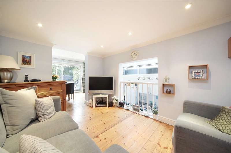 2 Bedrooms Flat for sale in Hubert Grove, Hubert Grove, SW9