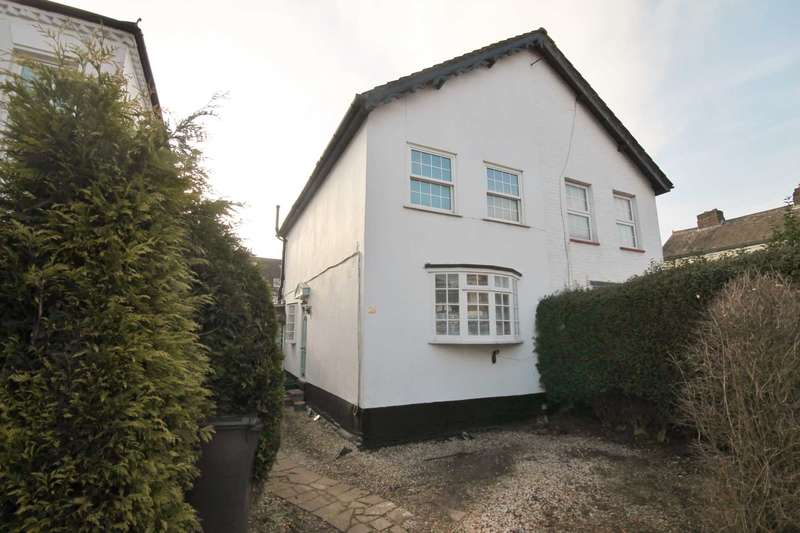 2 Bedrooms Semi Detached House for sale in Acacia Grove, New Malden