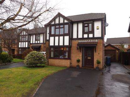3 Bedrooms Detached House for sale in Ridge Way, Penwortham, Preston, PR1