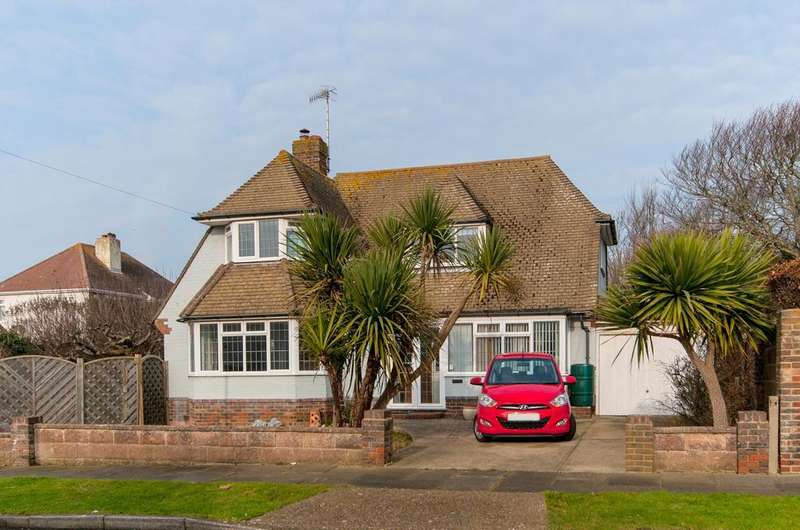 4 Bedrooms House for sale in Cornfield Road, Seaford, BN25 1SP