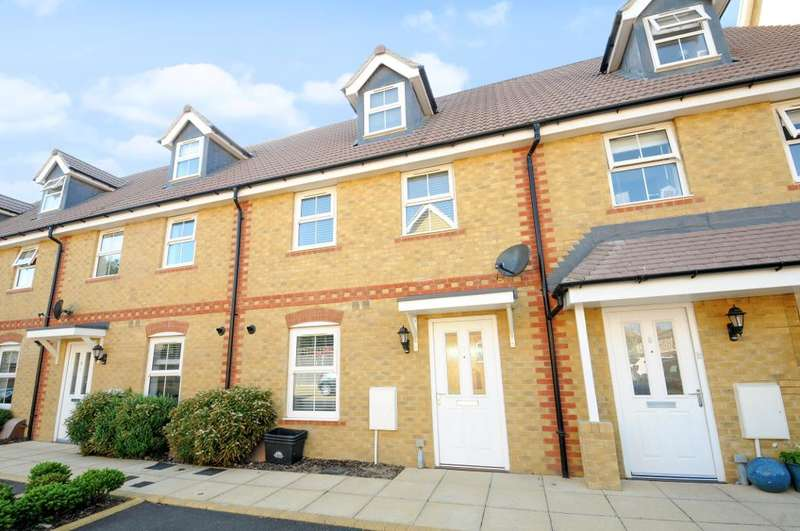 4 Bedrooms Terraced House for sale in Portslade Mews, Portslade, East Sussex, BN41 1AX