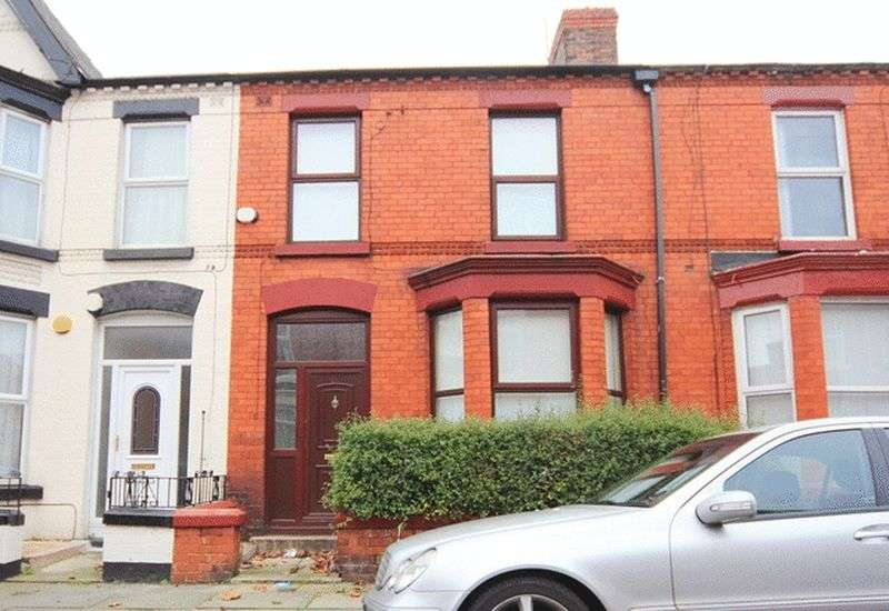 3 Bedrooms Terraced House for sale in Cranborne Road, Wavertree, Liverpool, L15