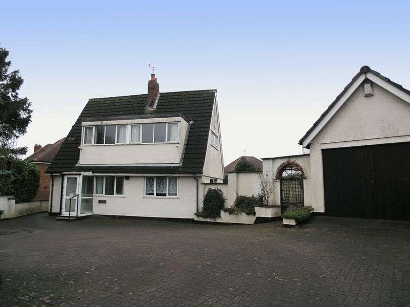 3 Bedrooms Detached House for sale in BRIERLEY HILL, Quarry Bank, Thorns Road