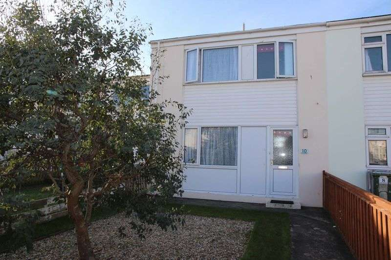 3 Bedrooms Terraced House for sale in Pendragon Crescent, Newquay