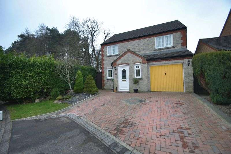 4 Bedrooms Detached House for sale in MILE END, NR. COLEFORD, GLOUCESTERSHIRE