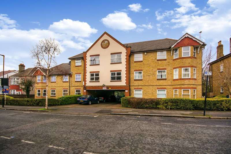 3 Bedrooms Flat for sale in Elmcourt Road, Tulse Hill, SE27