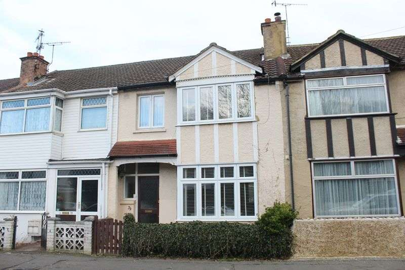 3 Bedrooms Terraced House for sale in Purley Vale, Purley, Surrey