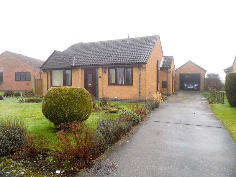 2 Bedrooms Land Commercial for sale in Wetherby Close, MARKET RASEN