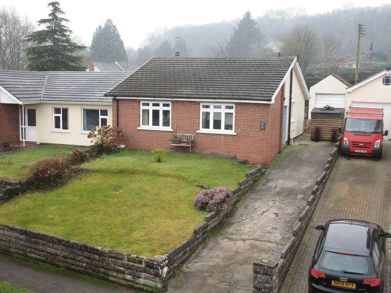 2 Bedrooms Semi Detached Bungalow for sale in 11 Walston Road, Wenvoe, Vale of Glamorgan CF5 6AU