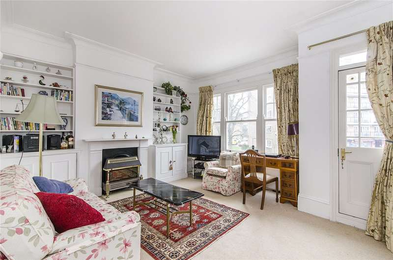 2 Bedrooms Flat for sale in Peterborough Road, London, SW6