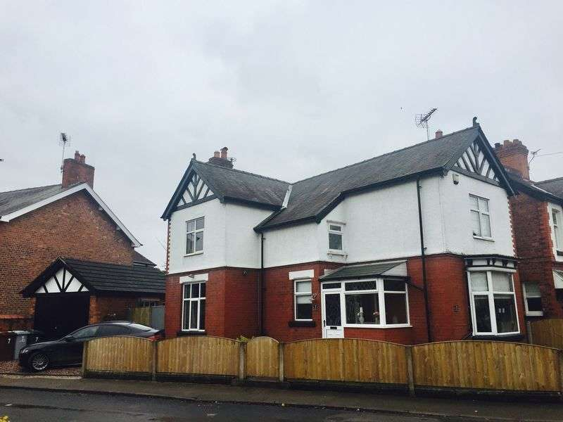 3 Bedrooms Detached House for sale in Marsh Green Road, Elworth