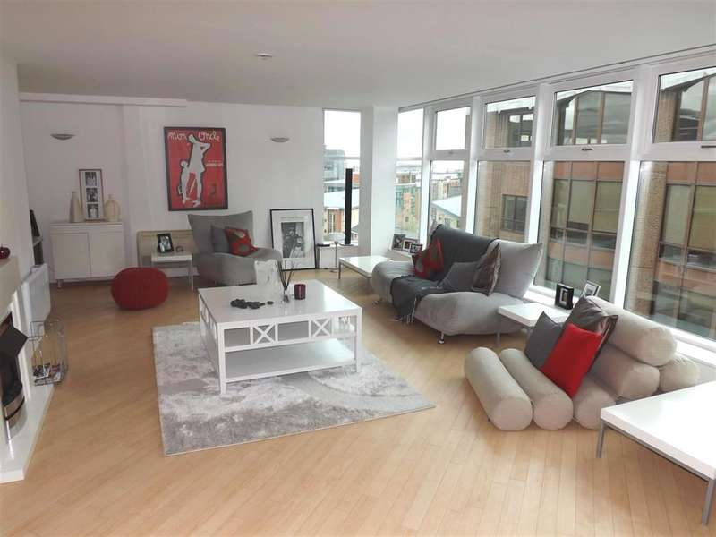 2 Bedrooms Apartment Flat for sale in W3 Building, 51 Whitworth Street West, Manchester, M1 5ED