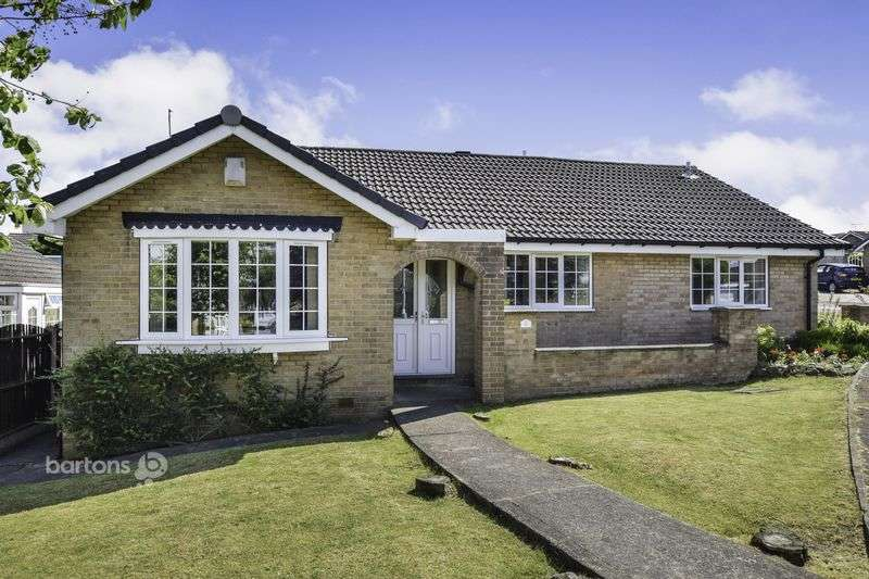 4 Bedrooms Detached Bungalow for sale in Coral Close, AUGHTON