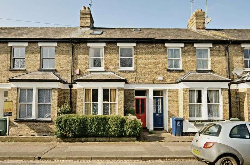 3 Bedrooms Terraced House for sale in Central Oxford