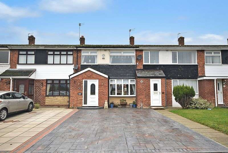 3 Bedrooms Terraced House for sale in Budworth Avenue, Widnes