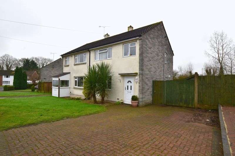 3 Bedrooms Semi Detached House for sale in Ashley Row, Aylesbury