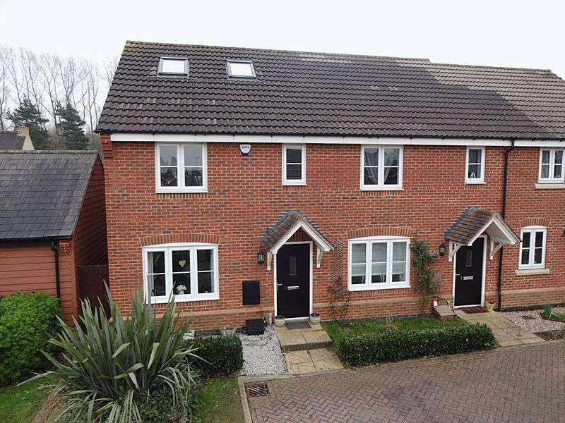 3 Bedrooms House for sale in Butler Drive, Lidlington