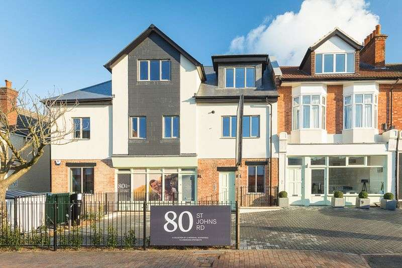 2 Bedrooms Flat for sale in St Johns Road, Tunbridge Wells