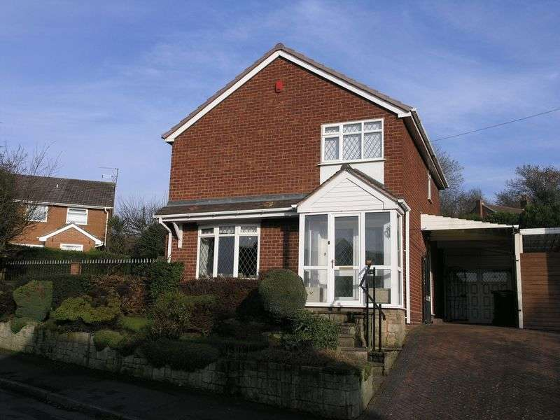 3 Bedrooms Detached House for sale in The Alley, Dudley