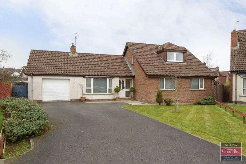 4 Bedrooms Bungalow for sale in 8 Rowallane Manor, Saintfield, BT24 7PE