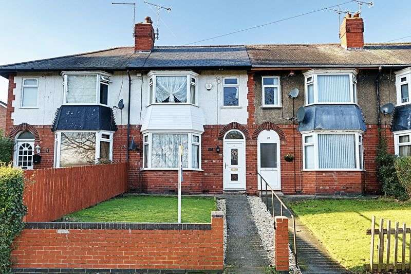 3 Bedrooms Terraced House for sale in Tower Hill, Hessle