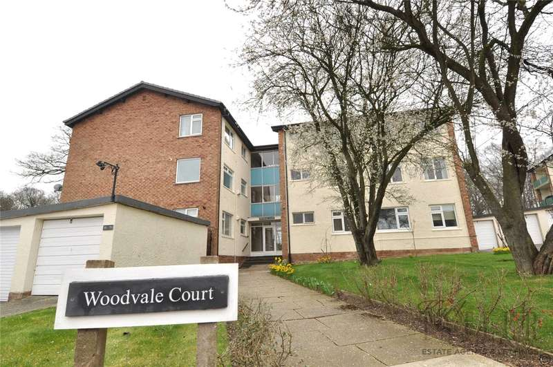 1 Bedroom Flat for rent in Woodvale Court, Arrowe Park, Wirral