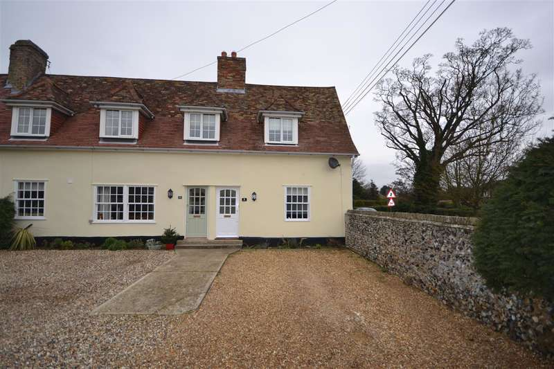 3 Bedrooms End Of Terrace House for sale in The Street, Moulton, Newmarket