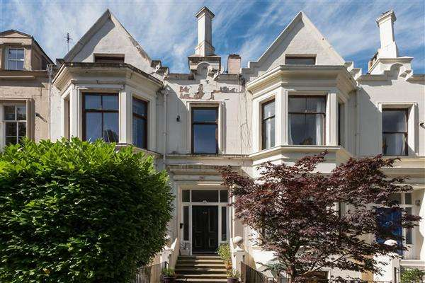 2 Bedrooms Apartment Flat for sale in Cecil Street, Glasgow