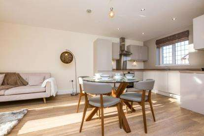 3 Bedrooms Detached House for sale in Old Orchard Place, School Lane, Moss Side, Leyland, PR26