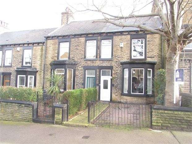 4 Bedrooms Terraced House for sale in Park Grove, Barnsley, S70 1QB