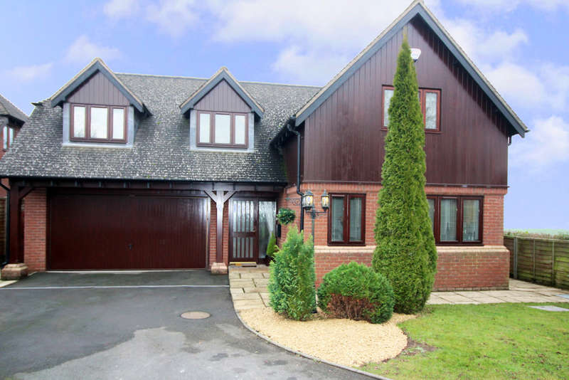 4 Bedrooms Detached House for sale in Sherbourne, Holt Heath, Worcester, Worcester, WR6