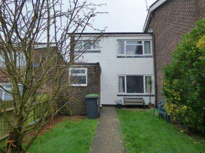 3 Bedrooms End Of Terrace House for sale in Cowplain, Waterlooville, Hampshire