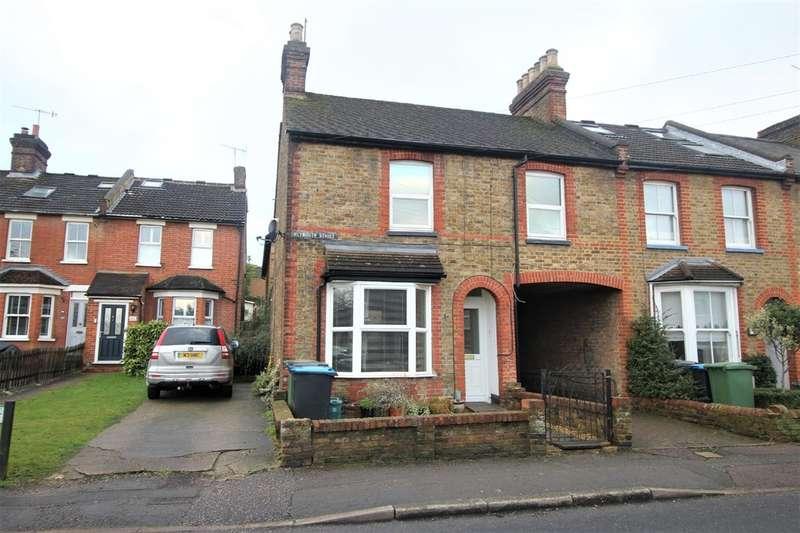 3 Bedrooms End Of Terrace House for sale in Apsley, Hemel Hempstead