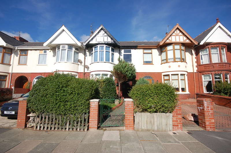 3 Bedrooms Terraced House for sale in Mere Road, Blackpool