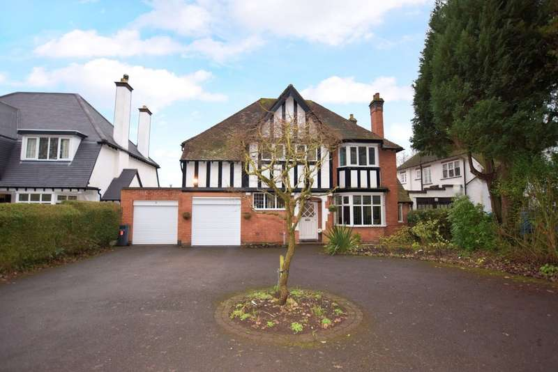 5 Bedrooms Detached House for sale in Sharmans Cross Road, Solihull