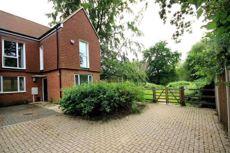 2 Bedrooms Semi Detached House for sale in Spring Walk, Tunbridge Wells