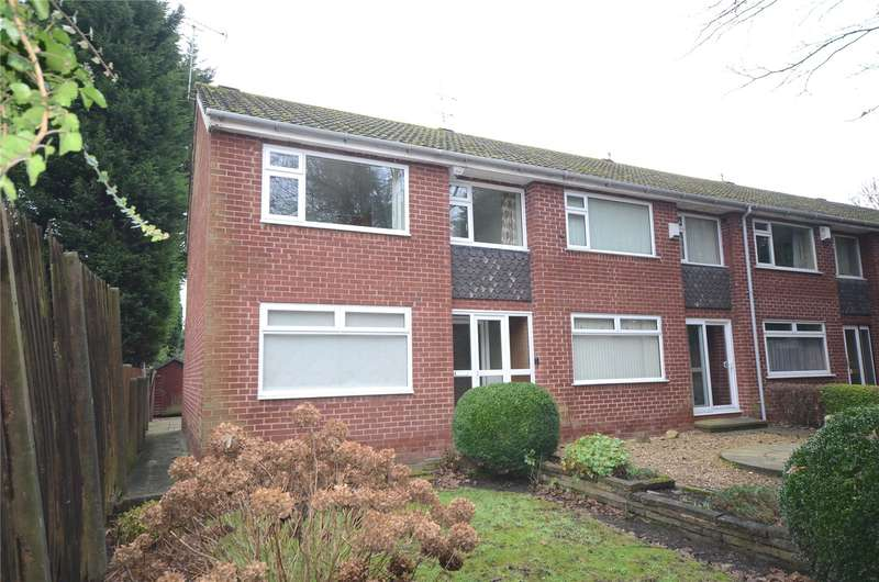 3 Bedrooms End Of Terrace House for sale in Hollymead Close, Gateacre, Liverpool, L25