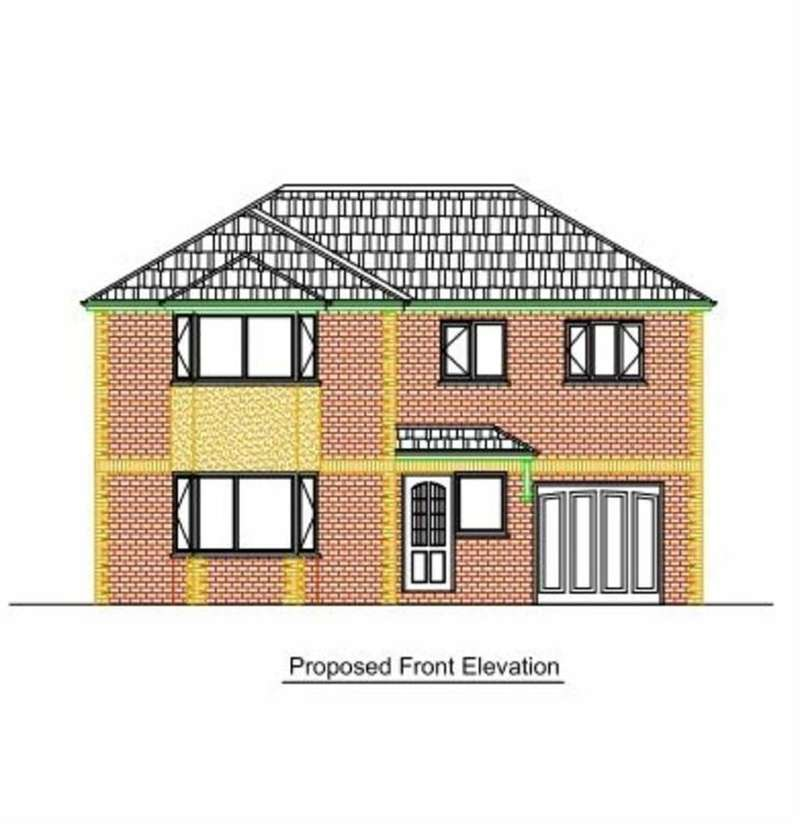 4 Bedrooms Land Commercial for sale in Springmeadow Lane, Uppermill, Oldham, OL3