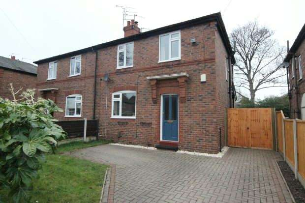 3 Bedrooms Semi Detached House for sale in Sefton Road, Sale