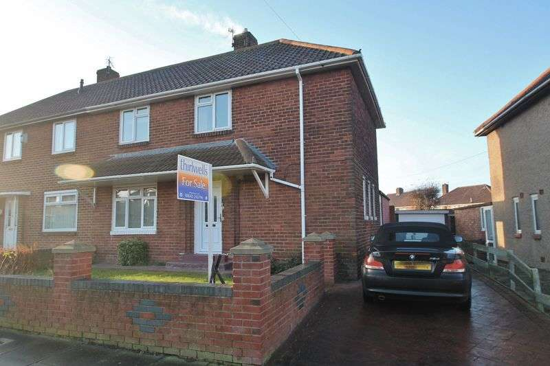 3 Bedrooms Semi Detached House for sale in Westerdale Road, Berwick Hills