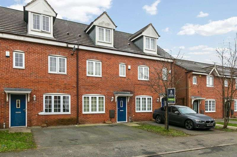 3 Bedrooms Terraced House for sale in Reedsmere Close, Newtown, WN5 9DX