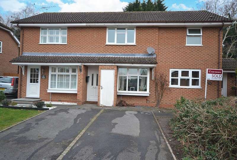 2 Bedrooms Terraced House for sale in Ottershaw