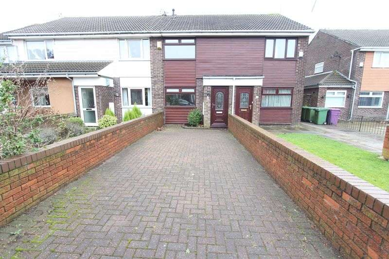 2 Bedrooms Terraced House for sale in Elmore Close, Liverpool