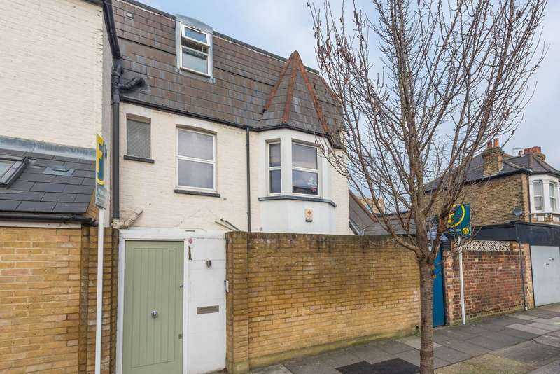 3 Bedrooms Flat for sale in Kingswood Road, Acton Green, W4