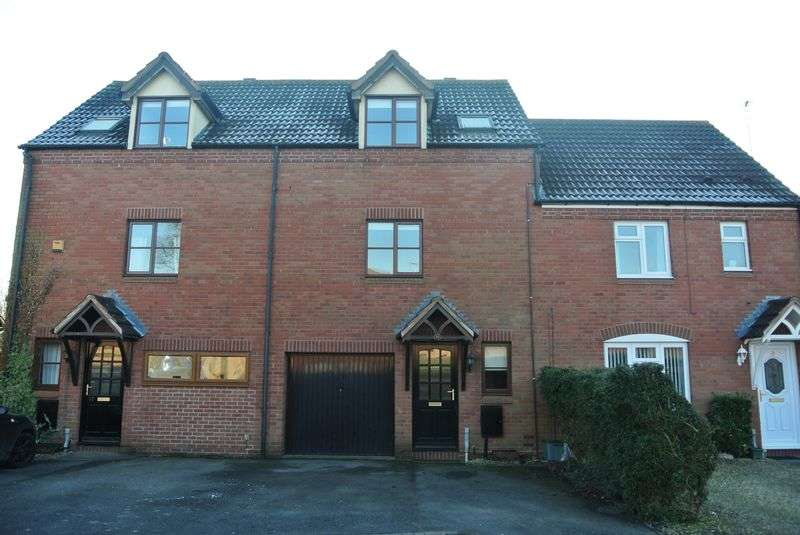 3 Bedrooms Terraced House for sale in James Way, Hucclecote, Gloucester