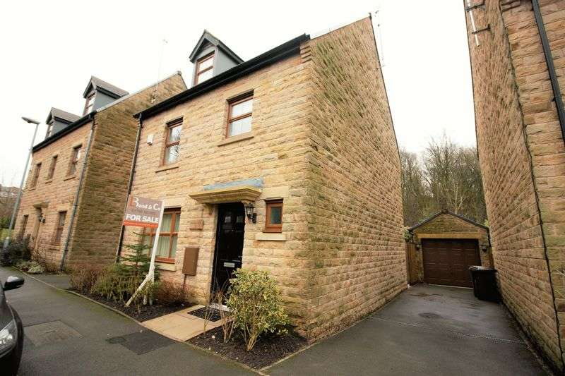 4 Bedrooms Detached House for sale in Blackpits Road, Norden, Rochdale